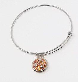 Chelsea Taylor Gameday Charm Bracelet (3-Stars)