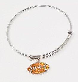 Chelsea Taylor Gameday Charm Bracelet (Football)