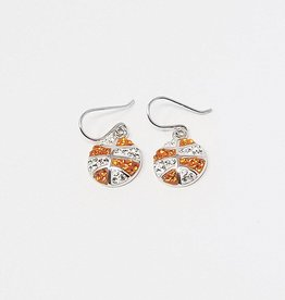 Chelsea Taylor Gameday Sports Earrings (Basketball)