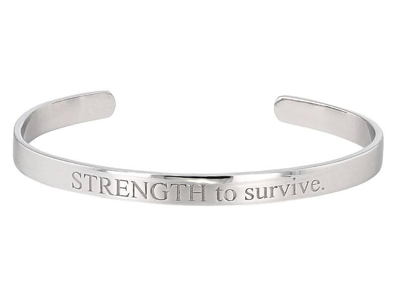 L5 Foundation L5 Inspirational Bracelet (Strength)