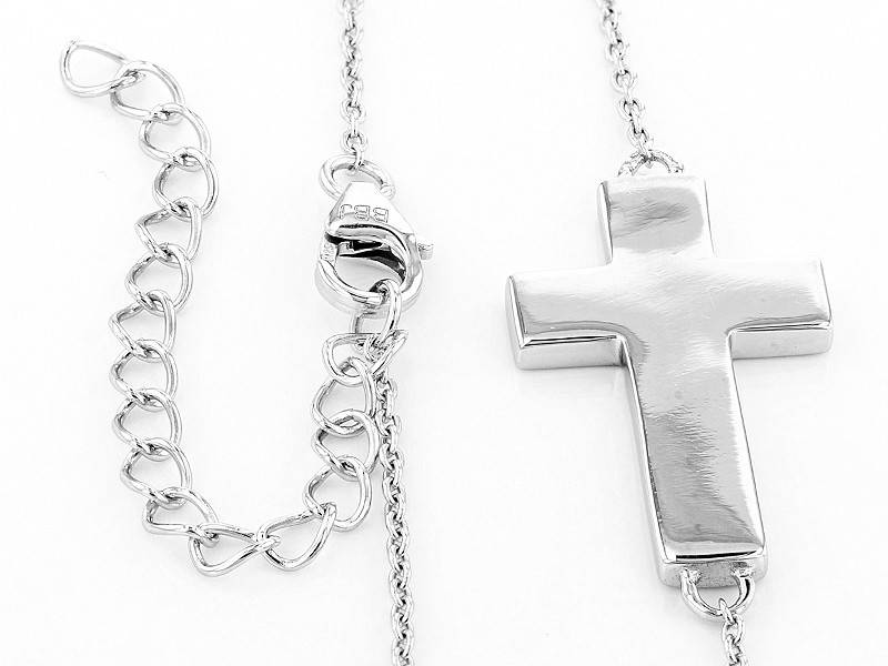 L5 Foundation L5 inspirational Cross Necklace (Hope)
