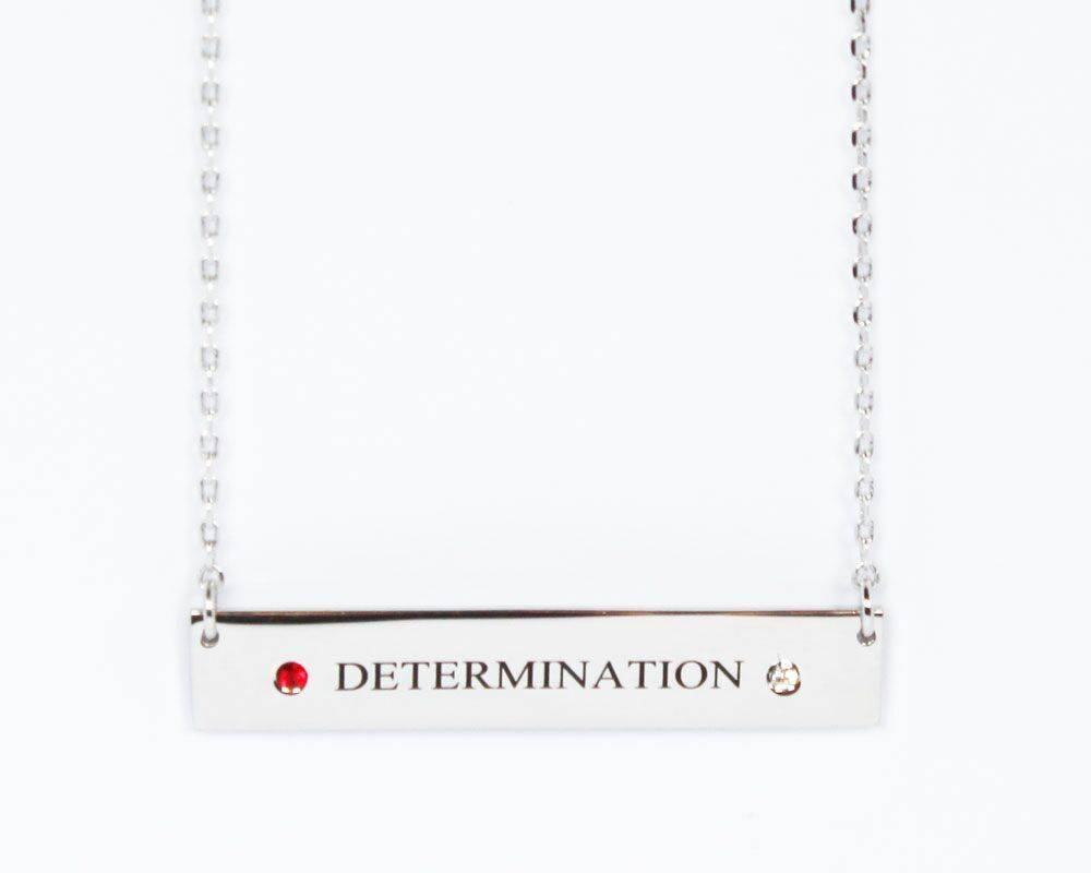 L5 Foundation L5 Red Determination Necklace