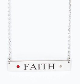 L5 Red Faith Necklace