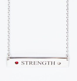 L5 Red Strength Necklace
