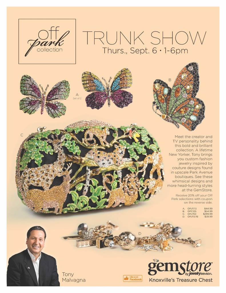 Off Park Collection Trunk Show