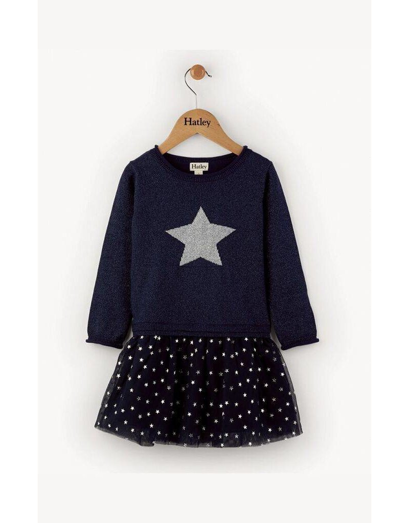 Hatley Twilight Drop Waist Dress