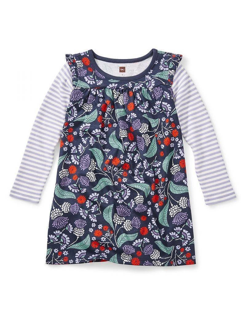 Tea Collection Thistle Mighty Mini Dress