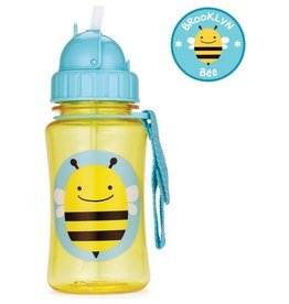 Skip*Hop Skip Hop Straw Bottle: Bee