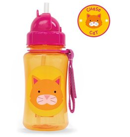 Skip*Hop Skip Hop Straw Bottle: Cat