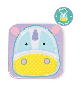 Skip Hop Plate: Unicorn