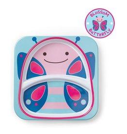 Skip Hop Plate: Butterfly