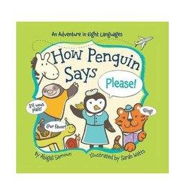 How Penguin Says Please