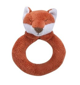 Angel Dear Angel Dear Ring Rattle: Fox