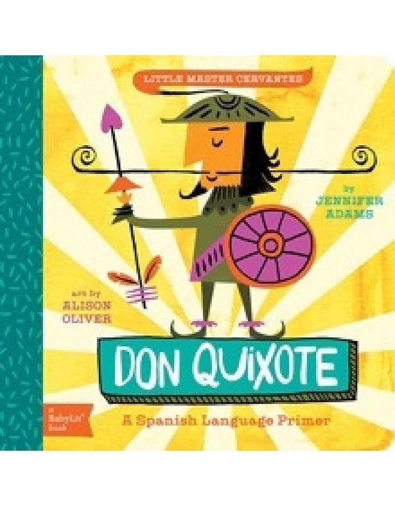 Gibbs Smith BabyLit: Don Quixote