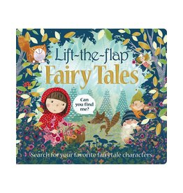Lift-the-Flap Fairy Tales Book