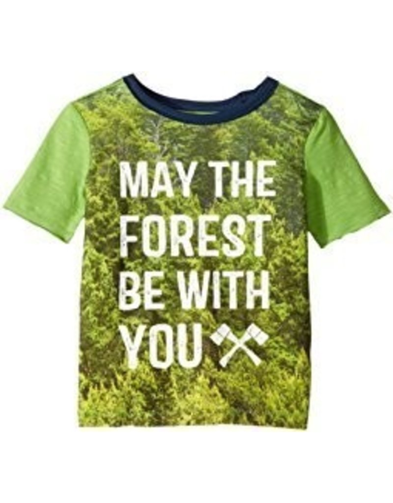 Hatley May the Forest Be With You Tee