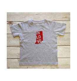 "Sunday Afternoon Housewife:  ""In Love"" Tee"