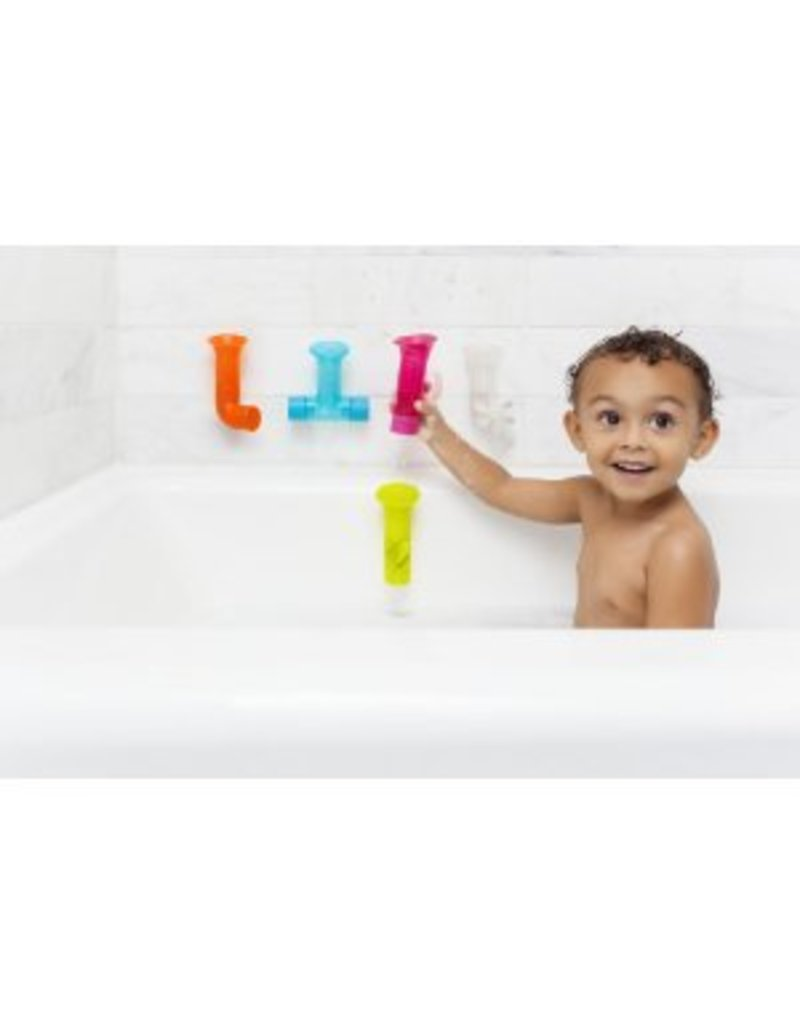 Tomy/Boon Boon Pipes Bath Toy Set