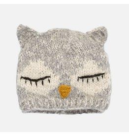 Sleeping Owl Beanie