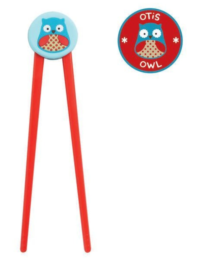 Skip Hop Training Chopsticks: Owl