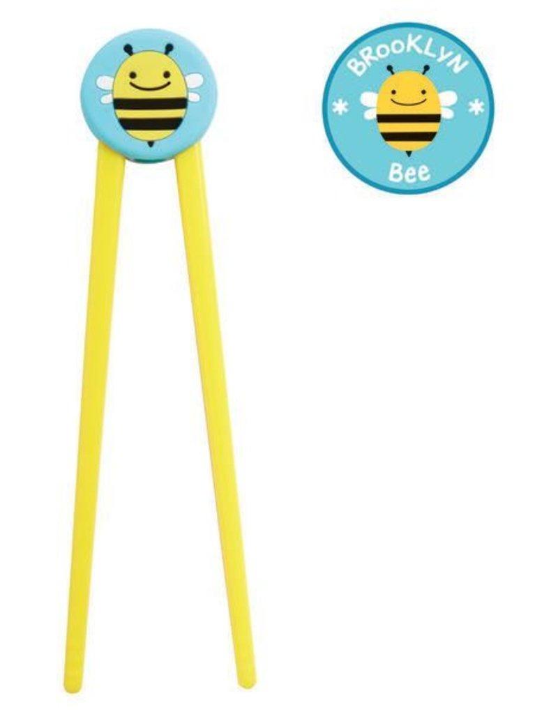 Skip Hop Training Chopsticks: Bee