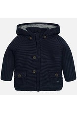 Mayoral Mayoral: Hooded Sweater Jacket