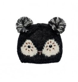 Jeweled Owl Knit Cap