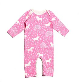 Winter Water Factory Winter Water Factory: Organic Magical Forest Romper
