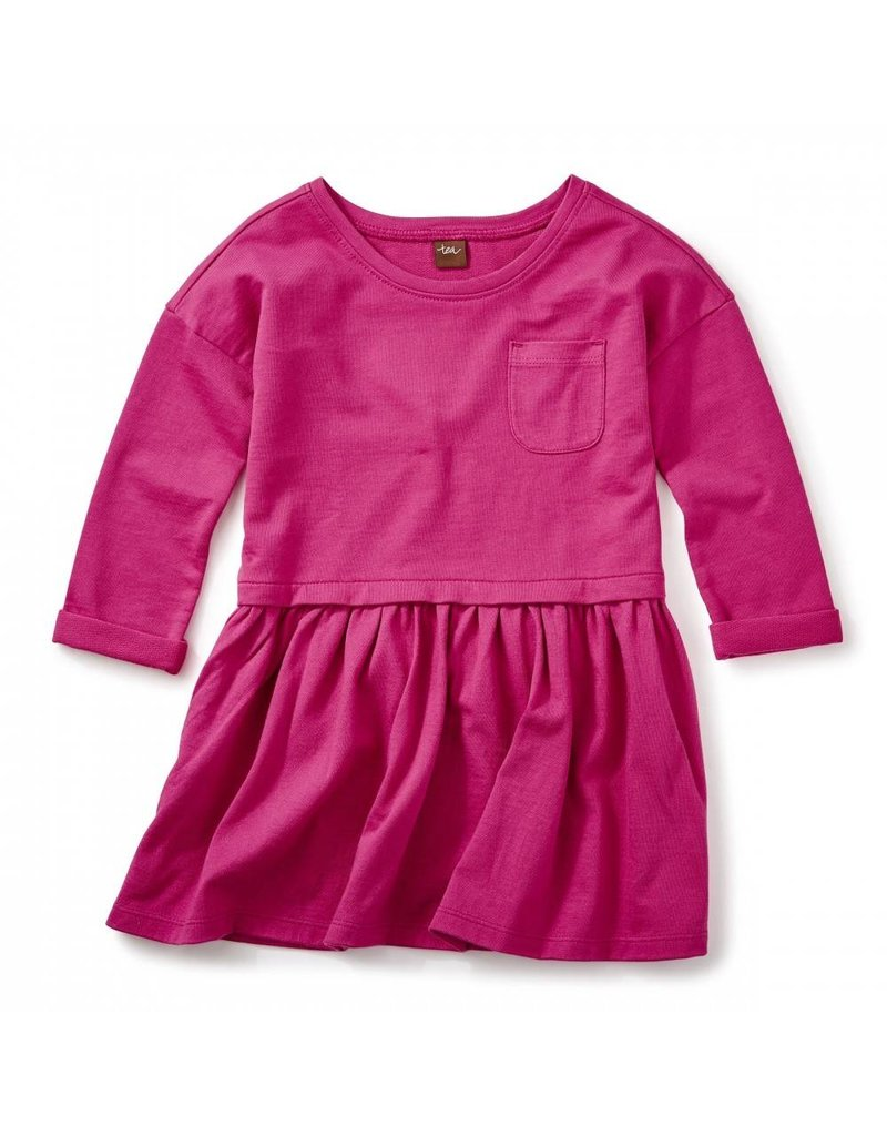 Tea Collection Tea Collection: Solid Pocket Play Dress