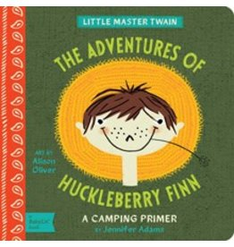 Gibbs Smith BabyLit:  The Adventures of Huckleberry Finn