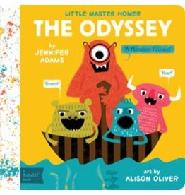 Gibbs Smith BabyLit:  The Odyssey