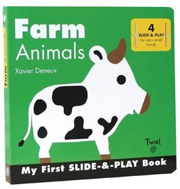 Farm Animals (My First Slide & Play)