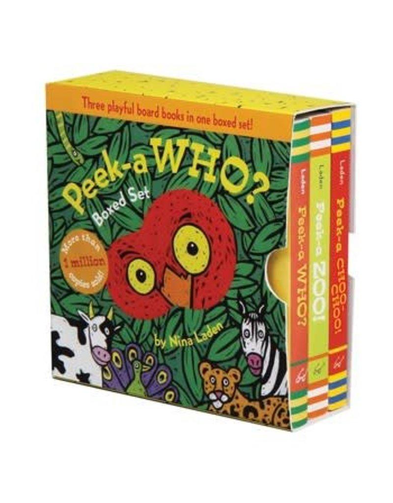 Peek-A-Who? Boxed Set