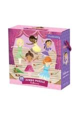 Ballerina Jumbo Puzzle