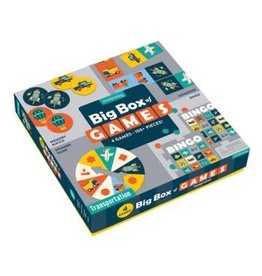 Geometric Animals Big Box of Games