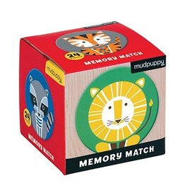 Geometric Animals Memory Match
