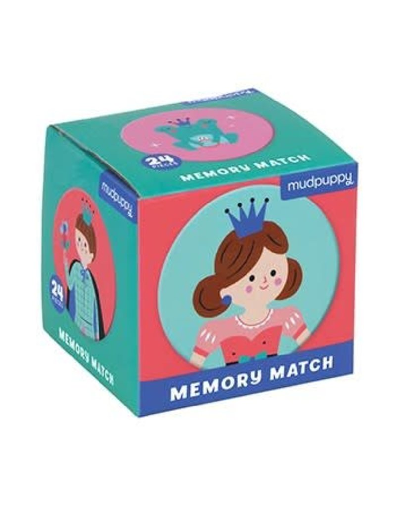 Enchanting Princess Mini Memory Match
