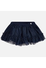 Mayoral Mayoral: Glitter Tulle Skirt