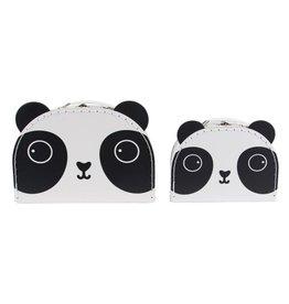 Sass & Belle Sass & Belle:  Kawaii Panda Suitcase Set