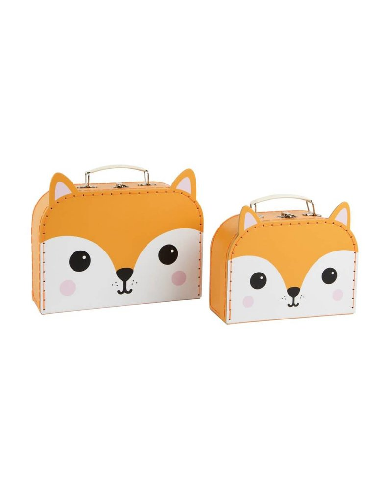 Sass & Belle Sass & Belle:  Kawaii Fox Suitcase Set