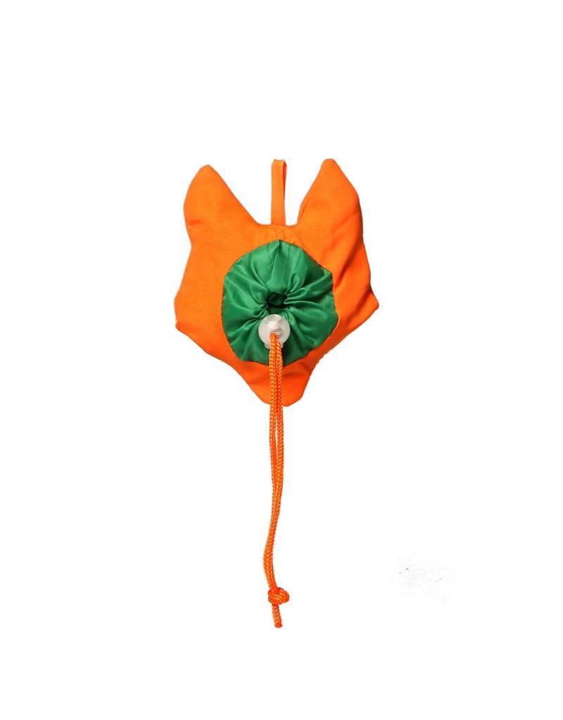 Sass & Belle Sass & Belle:  Foldable Shopping Bag Fox