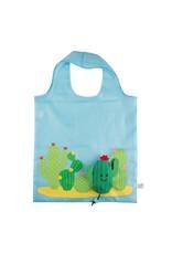Sass & Belle Sass & Belle:  Foldable Shopping Bag Cactus