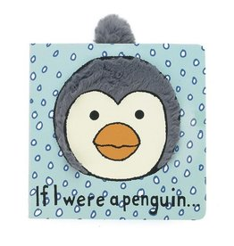 Jelly Cat Jelly Cat:  If I Were A Penguin Book