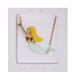 Meri Meri Meri Meri: Mermaid Necklace