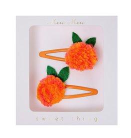Meri Meri Meri Meri: Tangerine Hairclips