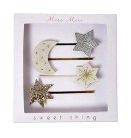 Meri Meri Meri Meri | Moon & Stars Hair Slides