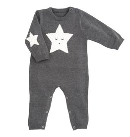 Knit Star Jumpsuit