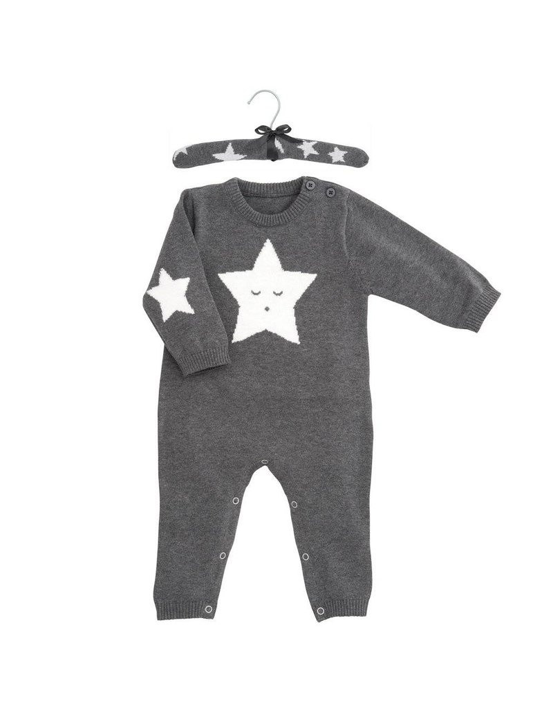 Knit Star Jumpsuit