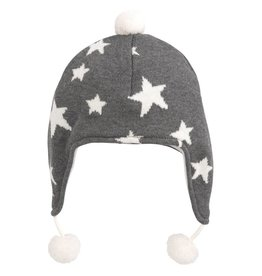Knit Star Aviator Hat