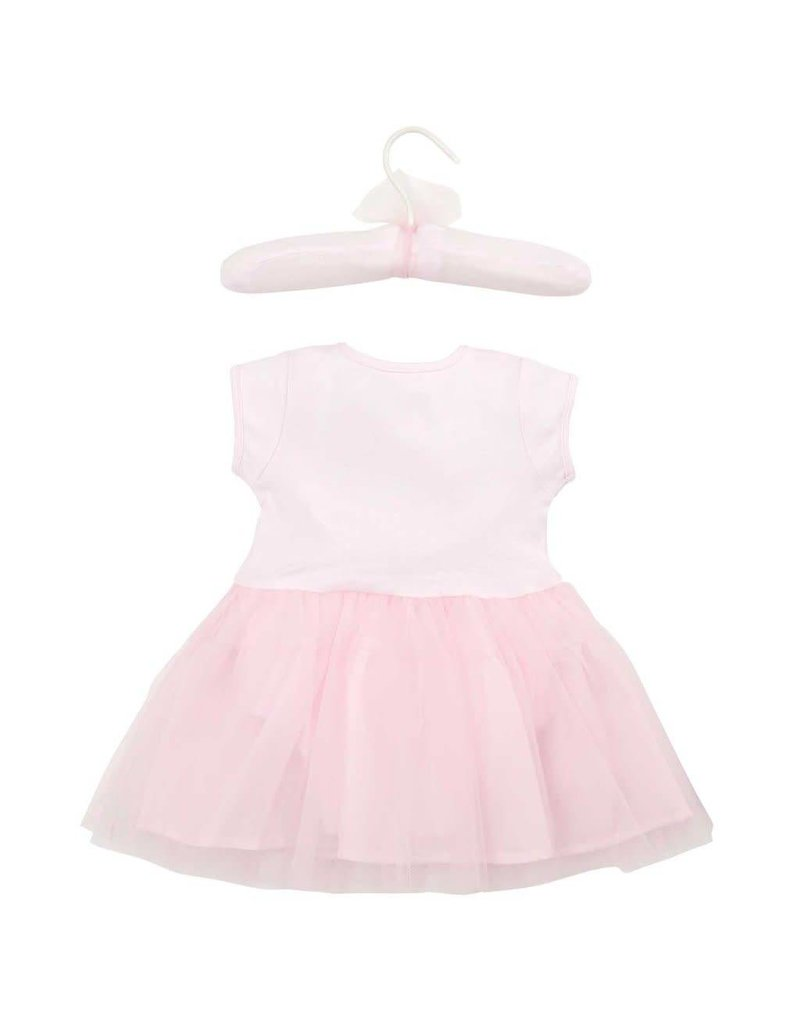 Wrap Top Tutu Dress